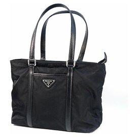 Prada-Sac cabas Prada Femme Nero( black)-Noir,Autre