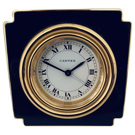 Cartier-Alarm clock-White