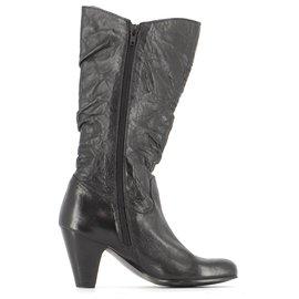 Balmain-boots-Black