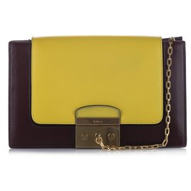 Mulberry-Mulberry Yellow Pembroke Leather Shoulder Bag-Multiple colors,Yellow
