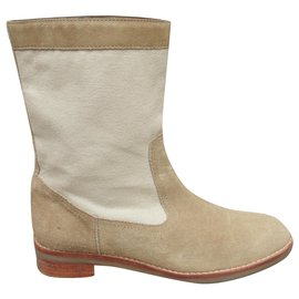 Tila March-Tila March p boots 39-Beige