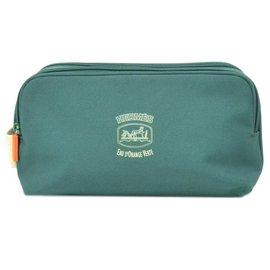 Hermès-Hermès Clutch bag-Green