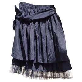Cacharel-Skirts-Black