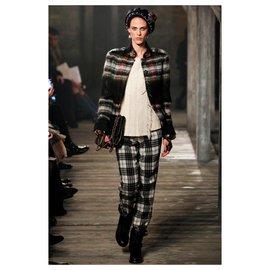 Chanel-ultra rare Paris-Edinburgh jacket-Multiple colors