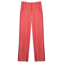 Chanel-2019 Spring tweed pants-Multiple colors