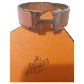 Hermès-Bracelets-Rose