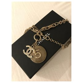 Chanel-Chanel necklace-Sand
