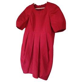 Alexander Mcqueen-Dresses-Pink