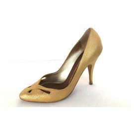 Giuseppe Zanotti-Heels-Golden