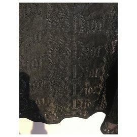 Dior-Jupes-Noir