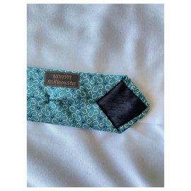 Hermès-Ties-Light green