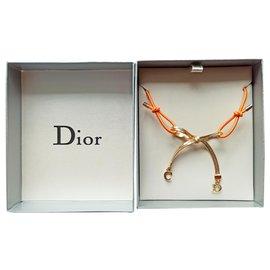 Dior-Colliers-Orange,Corail