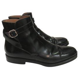 Church's-Church's boots-Black