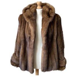 Rebecca-Coats, Outerwear-Brown