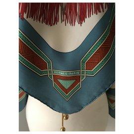 Hermès-Desert leathers-Multiple colors