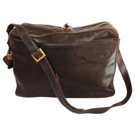 Chanel-Chanel weekend bag (woman or man)-Dark brown