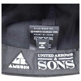 Autre Marque-United arrows and Sons-Black