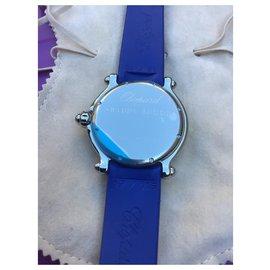 Chopard-Happy Sport Chopard-Dark blue