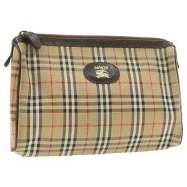 Burberry-Burberry clutch bag-Beige