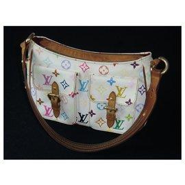 Louis Vuitton-Louis Vuitton Lodge bag sold with its box-Multiple colors