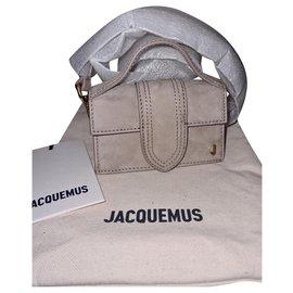 Jacquemus-Jacquemus bag Le Petit Bambino-Beige,Cream