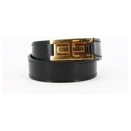 Hermès-Glisser Hermès-Noir