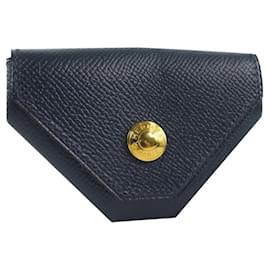 Hermès-Hermes wallet-Black