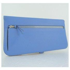 Hermès-Hermès Dogon-Blue