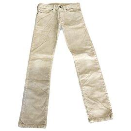 Diesel-Pants-Beige
