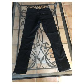 Guess-Pants-Black