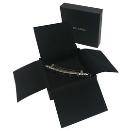 Chanel-Hair accessories-Silvery