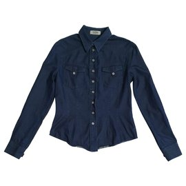 Acne-Tops-Blue
