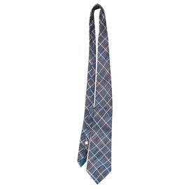 Christian Dior-vintage Dior tie new condition with tag-Multiple colors