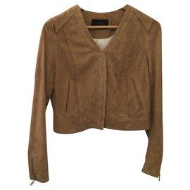 Ikks-Jacket-Beige