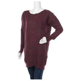 Acne-Knitwear-Multiple colors,Dark red