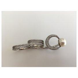 APM Monaco-Rings-Silvery