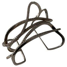 APM Monaco-Bracelets-Silvery