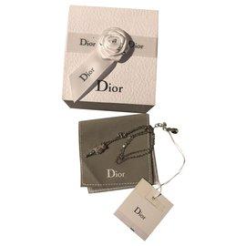 Dior-Colliers-Argenté