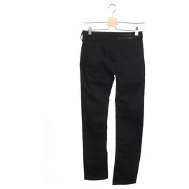 Acne-Jeans-Black