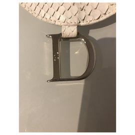 Dior-Ceintures-Écru