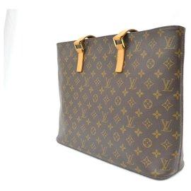 Louis Vuitton-Louis Vuitton Luco-Brown