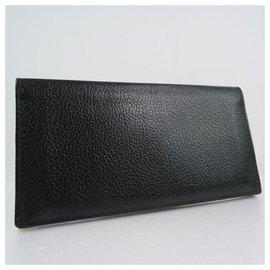 Salvatore Ferragamo-Salvatore Ferragamo Wallet-Black