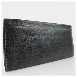 Autre Marque-dunhill Wallet-Black
