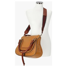 Chloé-Marcie medium-Brown