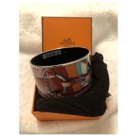 Hermès-Bracelet Hermès modèle Coaching-Autre