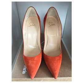 Christian Louboutin-So Kate-Orange