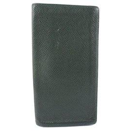 Louis Vuitton-Louis Vuitton Porte carte crédit Pression-Black