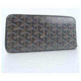 Goyard-Goyard Wallet-Black