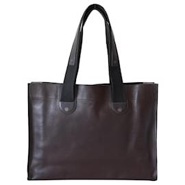 Louis Vuitton-Bags Briefcases-Brown