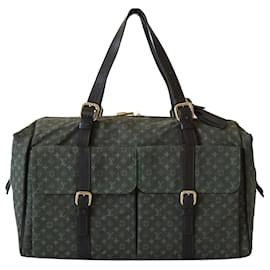 Louis Vuitton-Bags Briefcases-Khaki